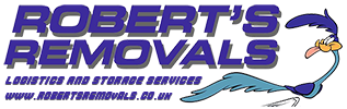 Robert's Removals Logo